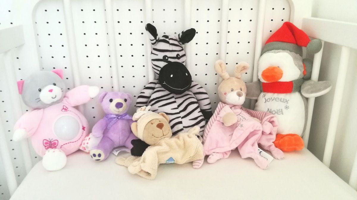 Doudous et autres compagnons utiles - Baby Room Tour #4