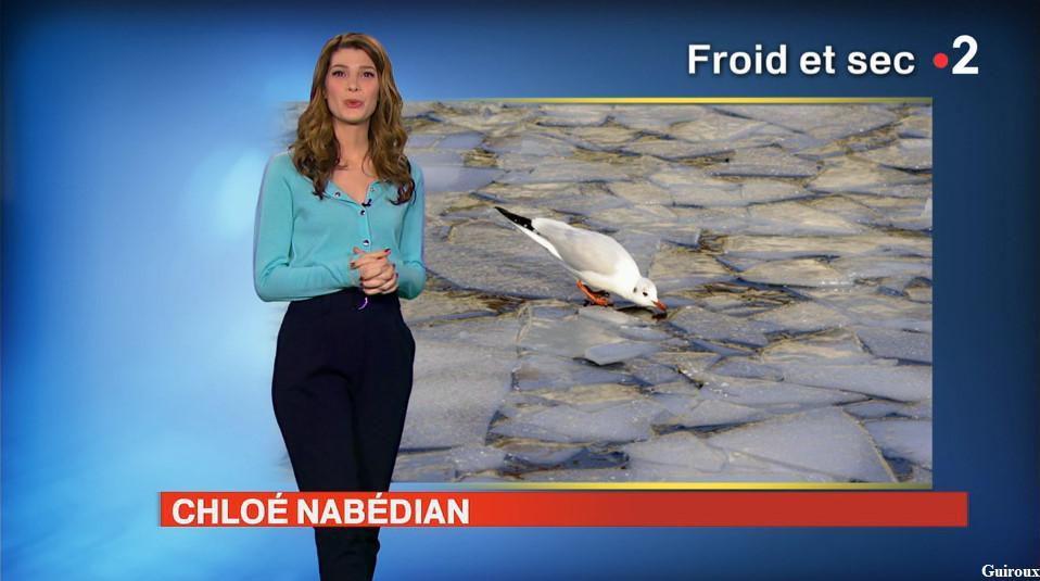 Chloé Nabédian 22/02/2018 Soir