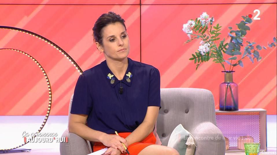 Faustine Bollaert 26/02/2018
