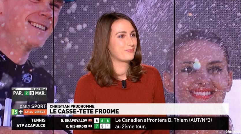 Virginie Ramel 28/02/2018