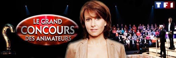 """""""Le grand concours des animateurs"""" ce soir sur TF1"""