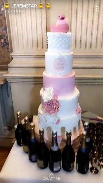 Mariage soligame de Jeremstar : Invités, gâteau... Le résumé de la story snapchat !