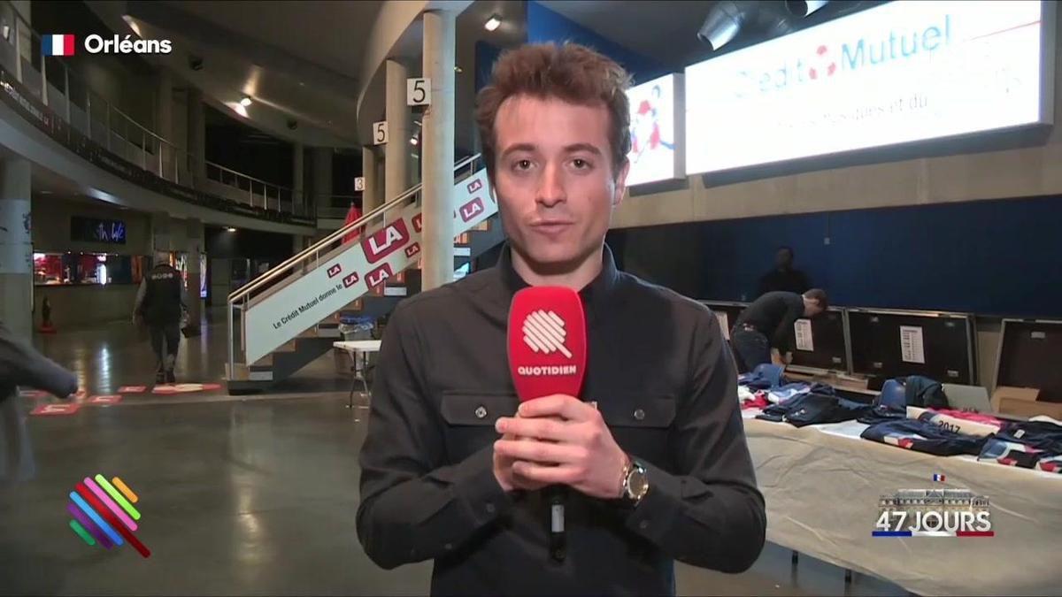 Hugo Clément quitte «Quotidien»