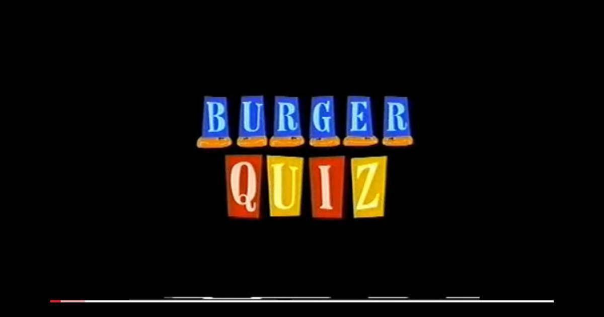 Découvrez qui présentera la nouvelle version du Burger Quiz sur TMC !
