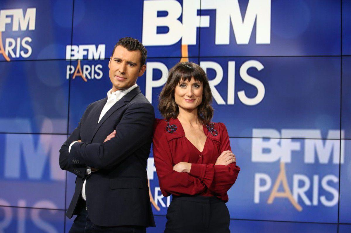 Photos exclusives BFMParis