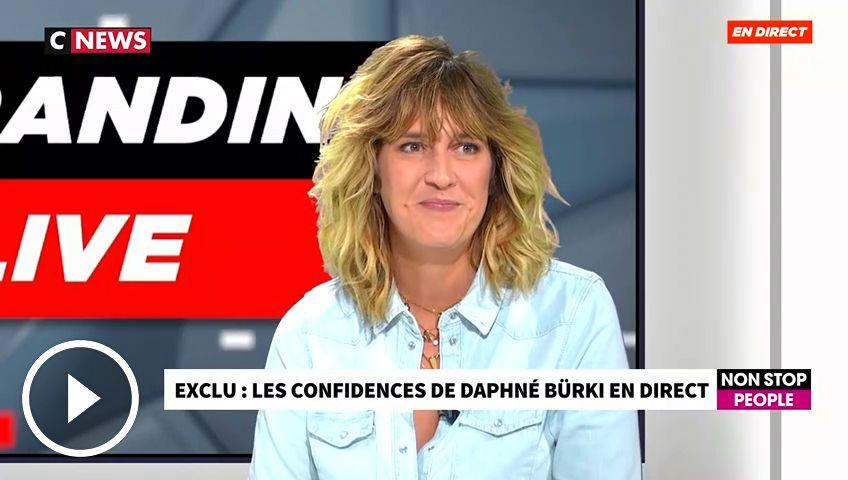 VIDÉO - Daphné Bürki de retour à la radio ? « Je ne veux pas passer à côté de la vie, je ne veux pas tout planter »