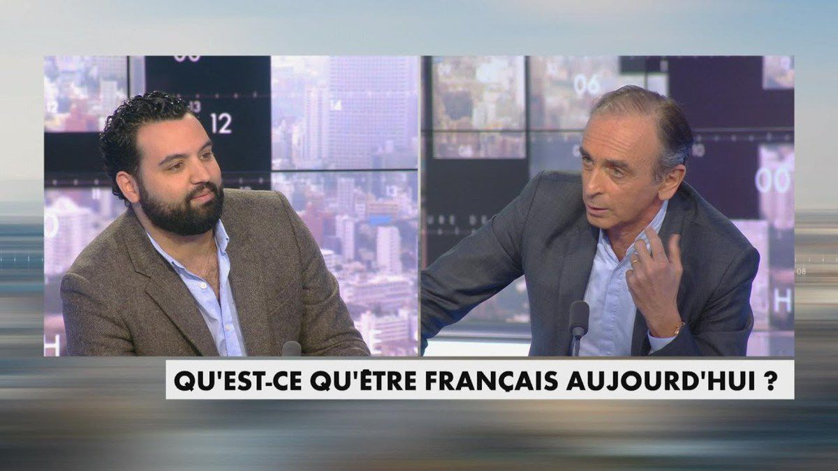 Débat Zemmour / Belattar : quel score d'audience pour le duel entre les deux hommes ?