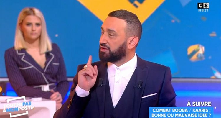 Cyril Hanouna, C8, TPMP