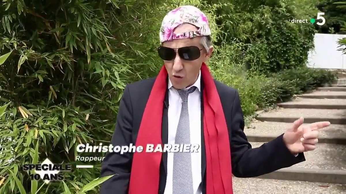 Christophe Barbier, C à Vous, Rap