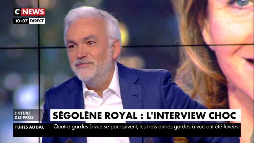 Pascal Praud, l'heure des pros, cnews, bac