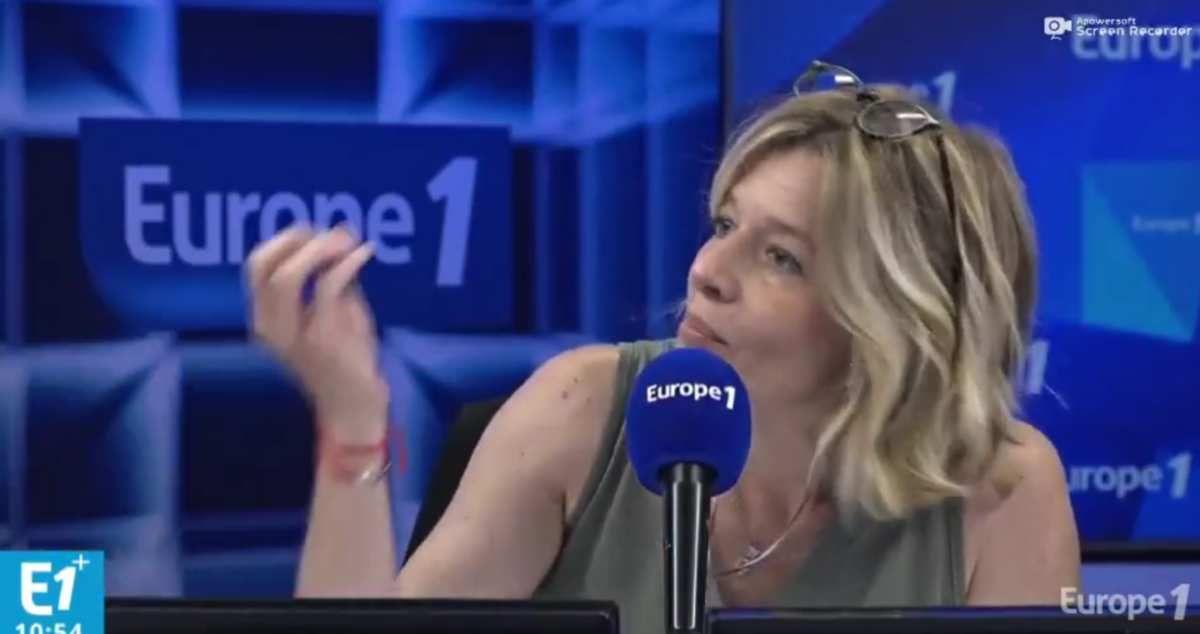 Wendy Bouchard, Europe 1, le tour de la question, adieux