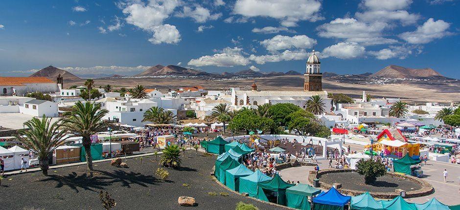 Voyage à Lanzarote enceinte et avec un enfant de 2 ans et demi