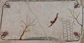 Paestum tombe plongeur