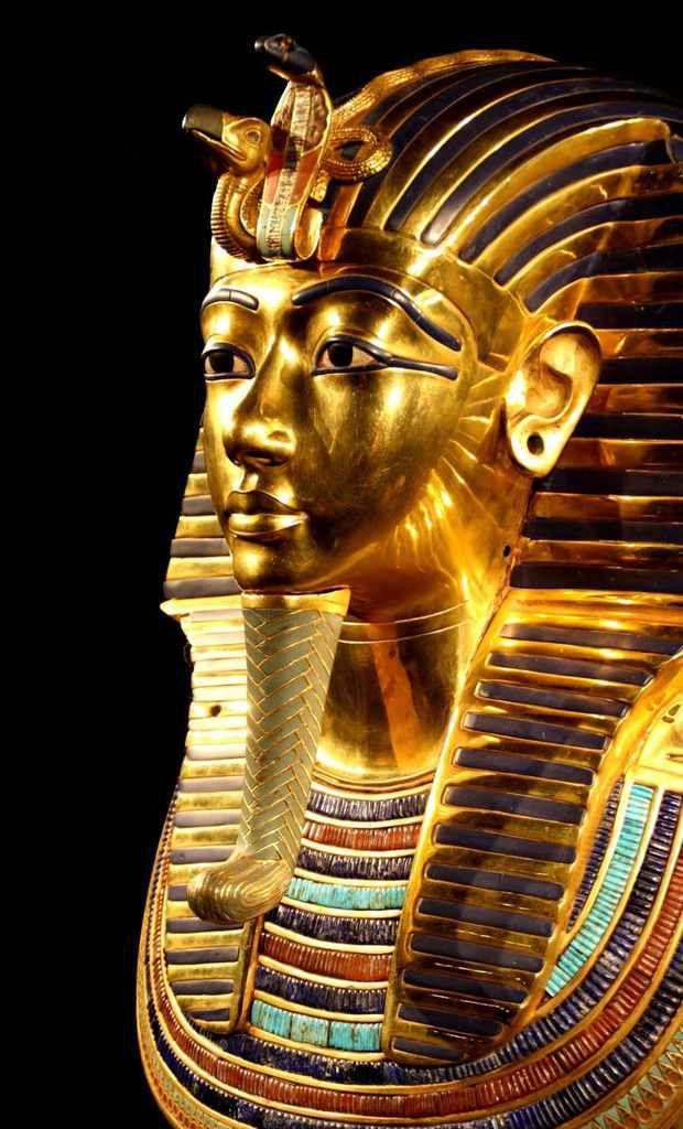 Sarcophage doré de Toutankhamon