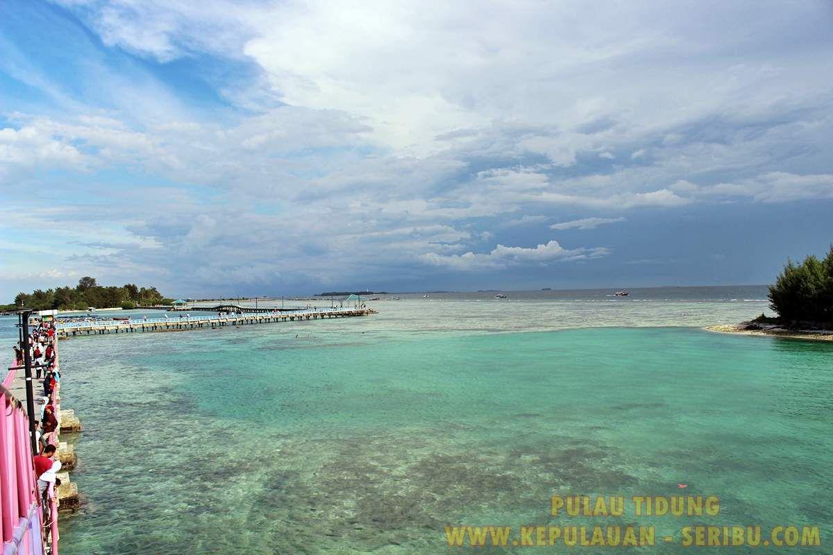Pulau Tidung Wisata Yang Cukup Diminati Para Wisatawan Lokal Dan