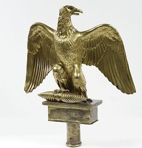 La remise des Aigles le 5 décembre 1804