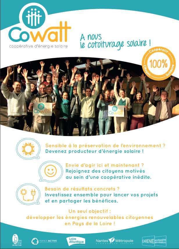 PRESENTATION DE COWATT