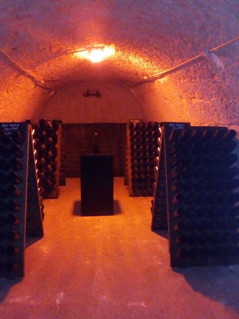 Maison de Champagne : VEUVE CLICQUOT