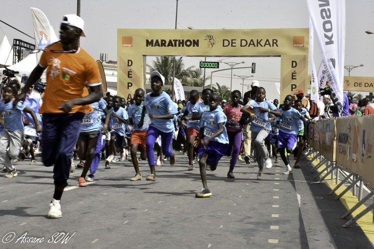 Marathon Dakar 2017