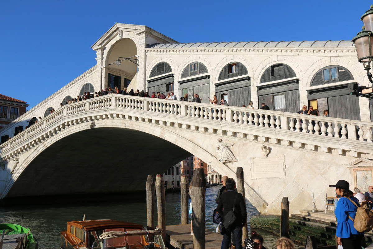 Les couleurs de Venise...