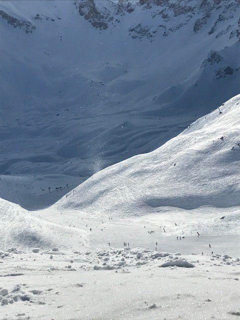 Sous le soleil... le ski en famille