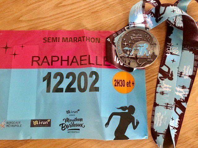 Mi-maman, Mi-moi, Mi-marathonienne