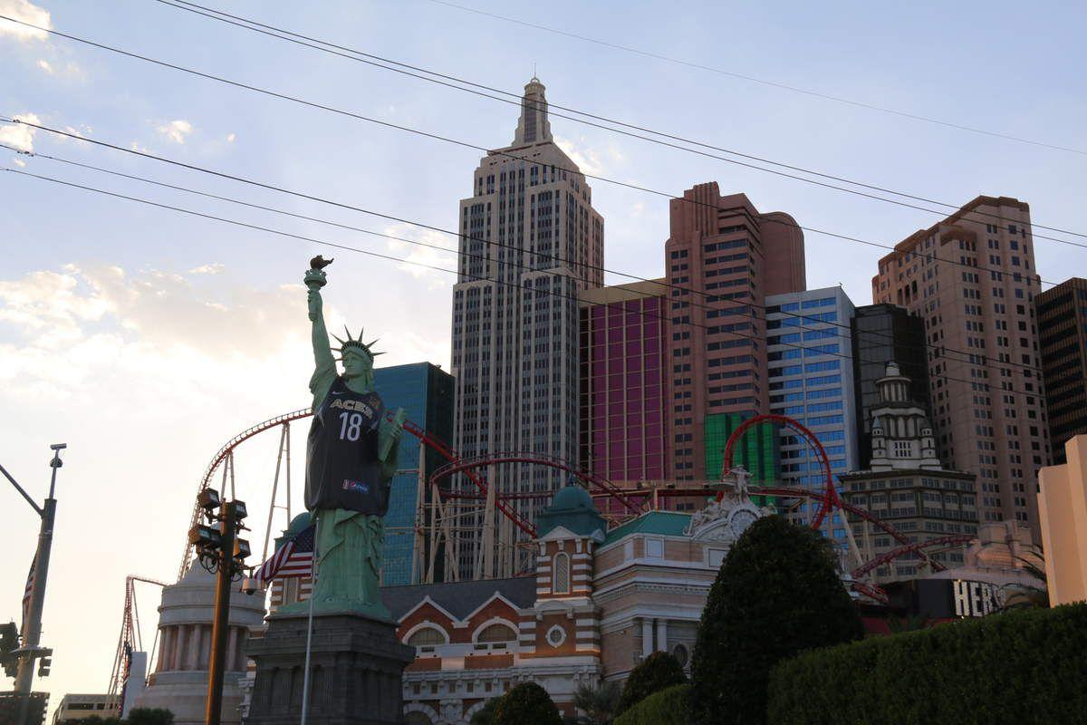 Retour sur... Las Vegas
