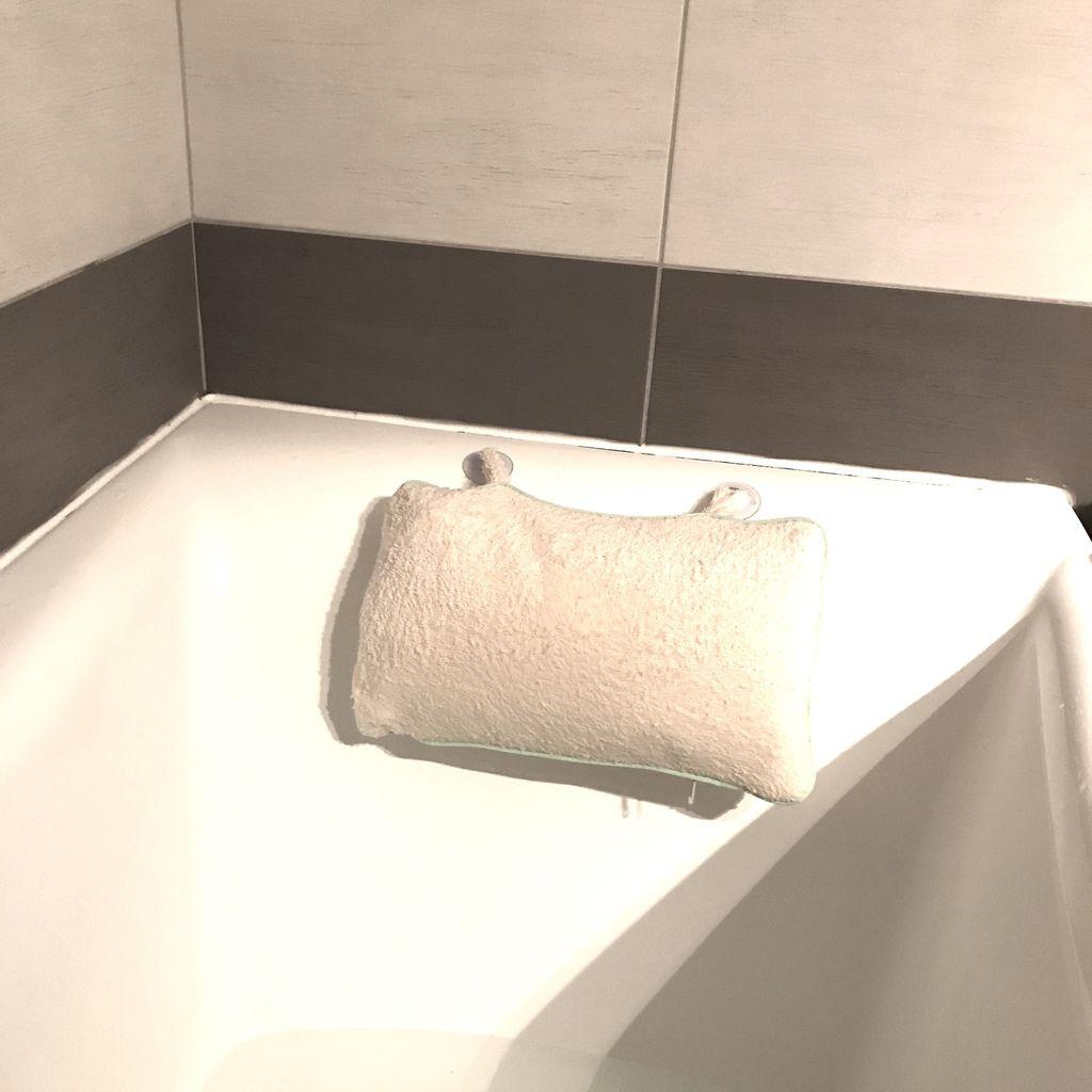 Dans le bain...