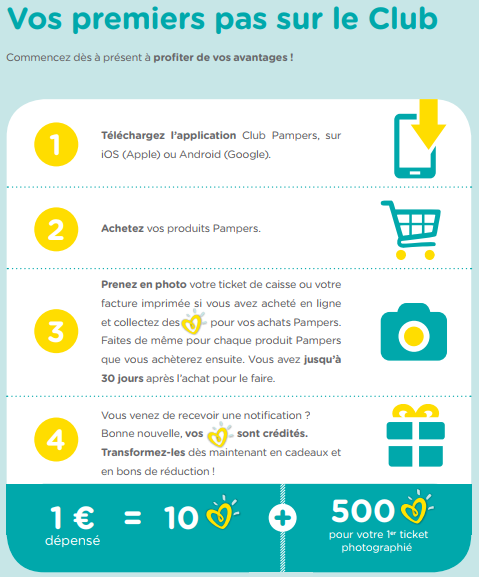 Bon Plan: Le club Pampers