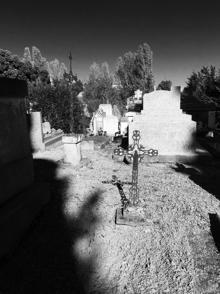 Photo d'illustration - cimetière du Lauragais