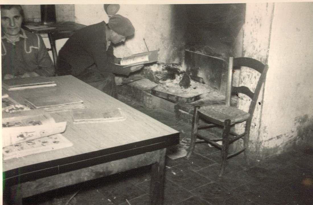 Lauragais d'Autrefois (35) : au coin du feu (al canton del fòc)