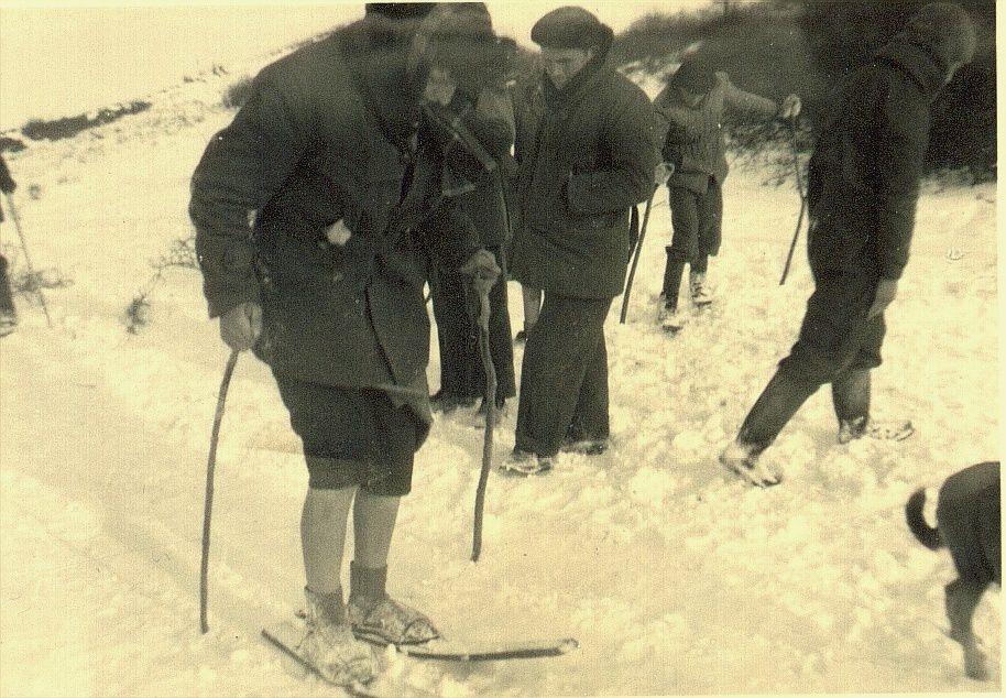 Lauragais d'Autrefois (52) : Y aura-t-il de la neige à la borde ? (la nèu a la bòrda)