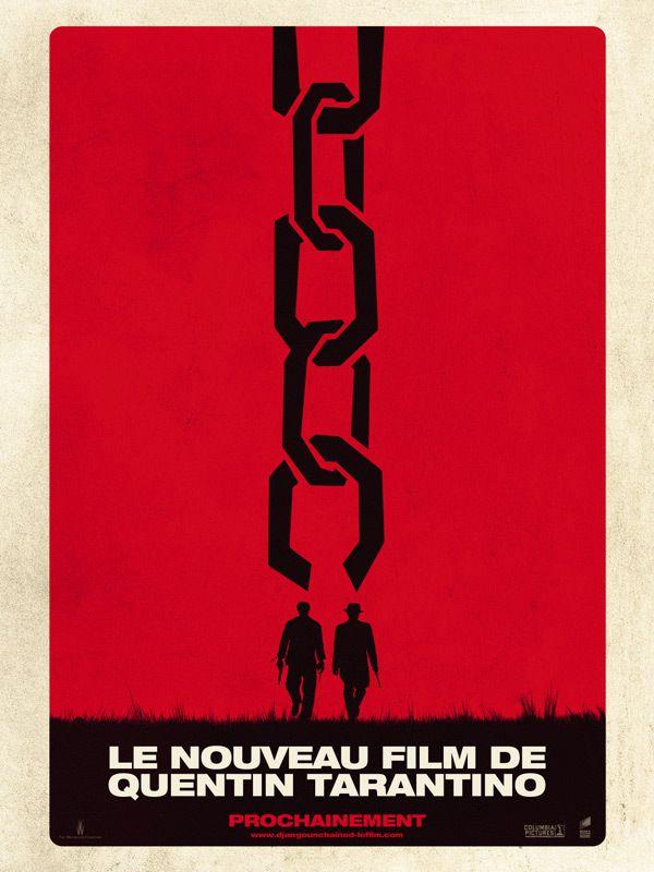 Le 8eme film de Q. Tarantino; il a dit qu'il en ferait 10 en tout et aussi que tous ces films avaient un point commun.