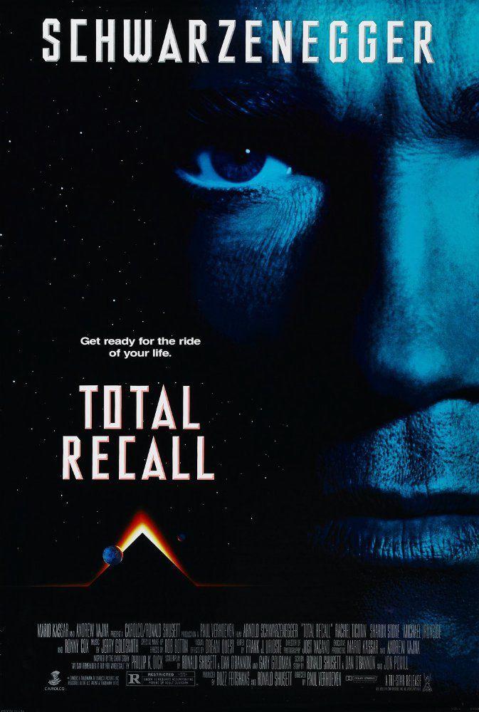 """""""Total Recall"""".Sortie en 1990"""
