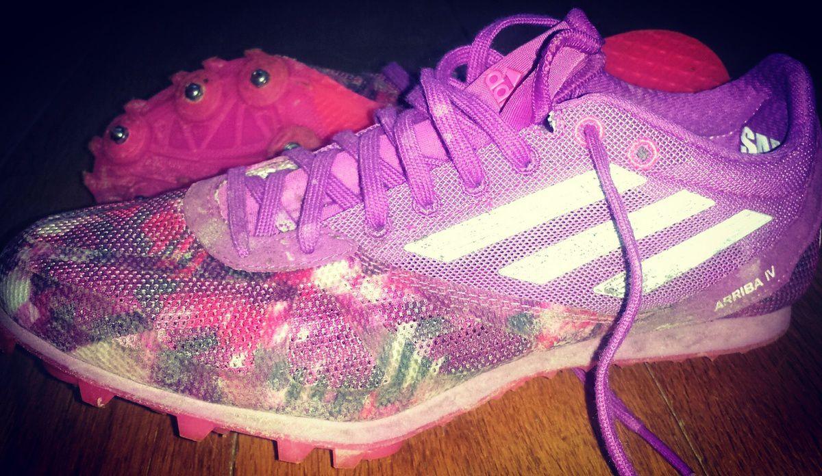 Mes belles chaussures de pointes