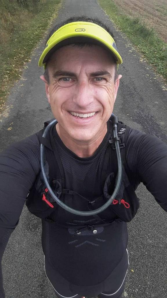 Récit de Gaetan : ses débuts  dans la course à pied juqu'au marathon.