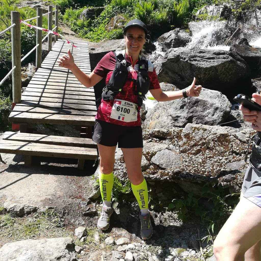 J'ai couru le Cross du Mont Blanc !