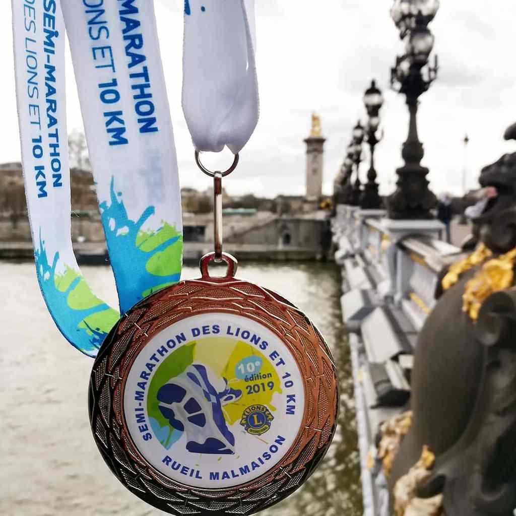 RP ou pas sur le Semi-Marathon de Rueil Malmaison 2019 ?