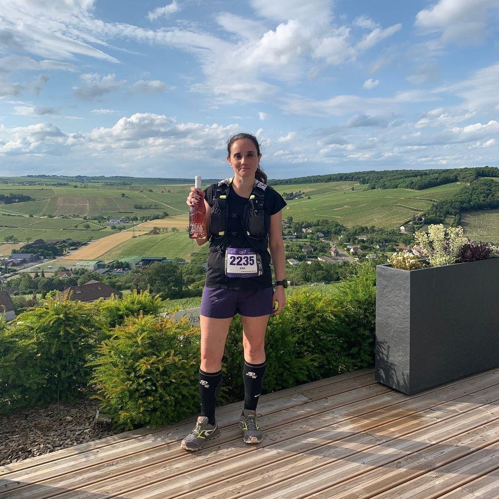 J'ai couru le Trail de Sancerre 2019