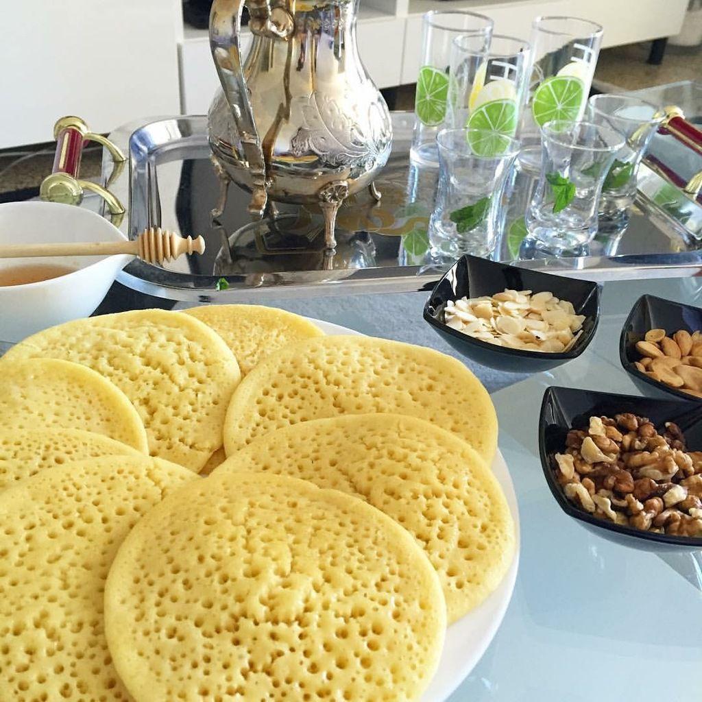 Baghrir cr pes aux milles trous la cuisine d 39 une marseillaise - Cuisine marseillaise recettes ...