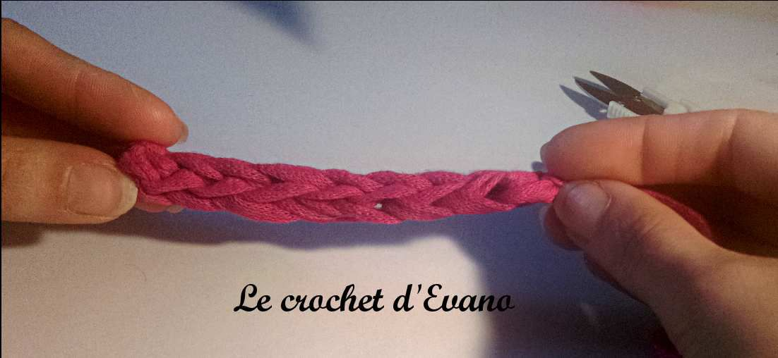 Tuto technique crochet : L'i-cord