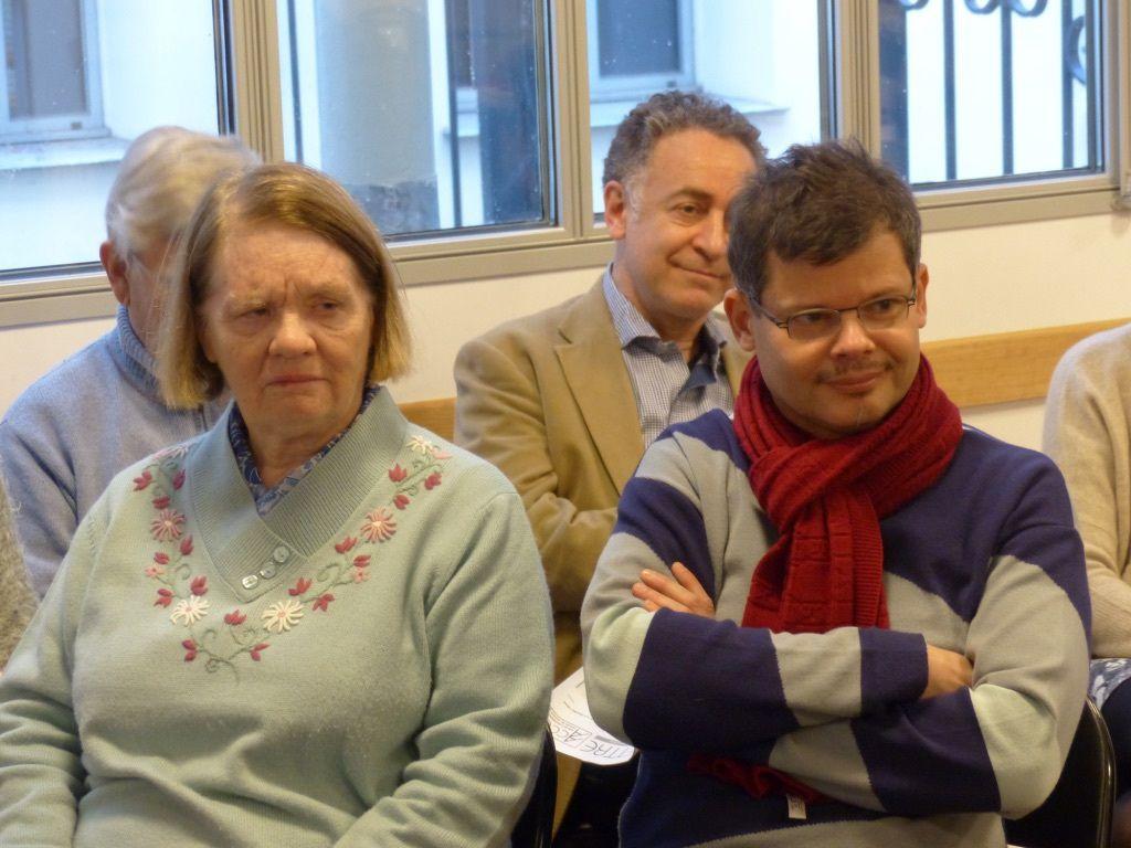 Dans l'ordre, Talila, Philippe Coen et François Azar