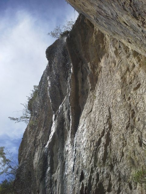 canyoning chasteuil