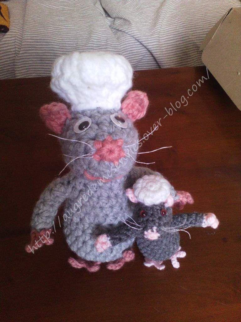 Ratatouille crochet pattern | Disney crochet patterns, Crochet ... | 1024x768
