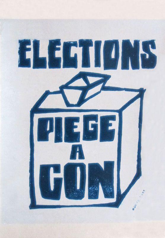 ELECTIONS PIEGE A CON (acte IV, scène IV)