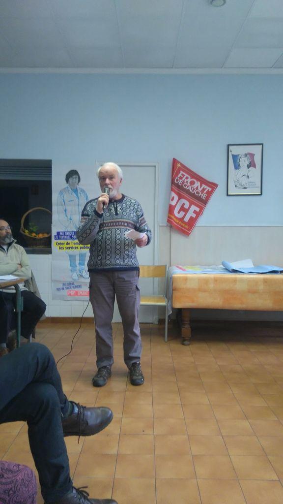 Réunie au Baou Roux, la gauche de transformation sociale de la 5ème circonscription des Alpes-Maritimes s'unit pour les échéances de 2017