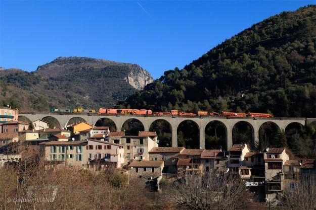 Appel à la mobilisation. La ligne Nice-Breil-Tende menacée de suppression - Déclaration des élus PCF au Conseil Départemental des Alpes-Maritimes