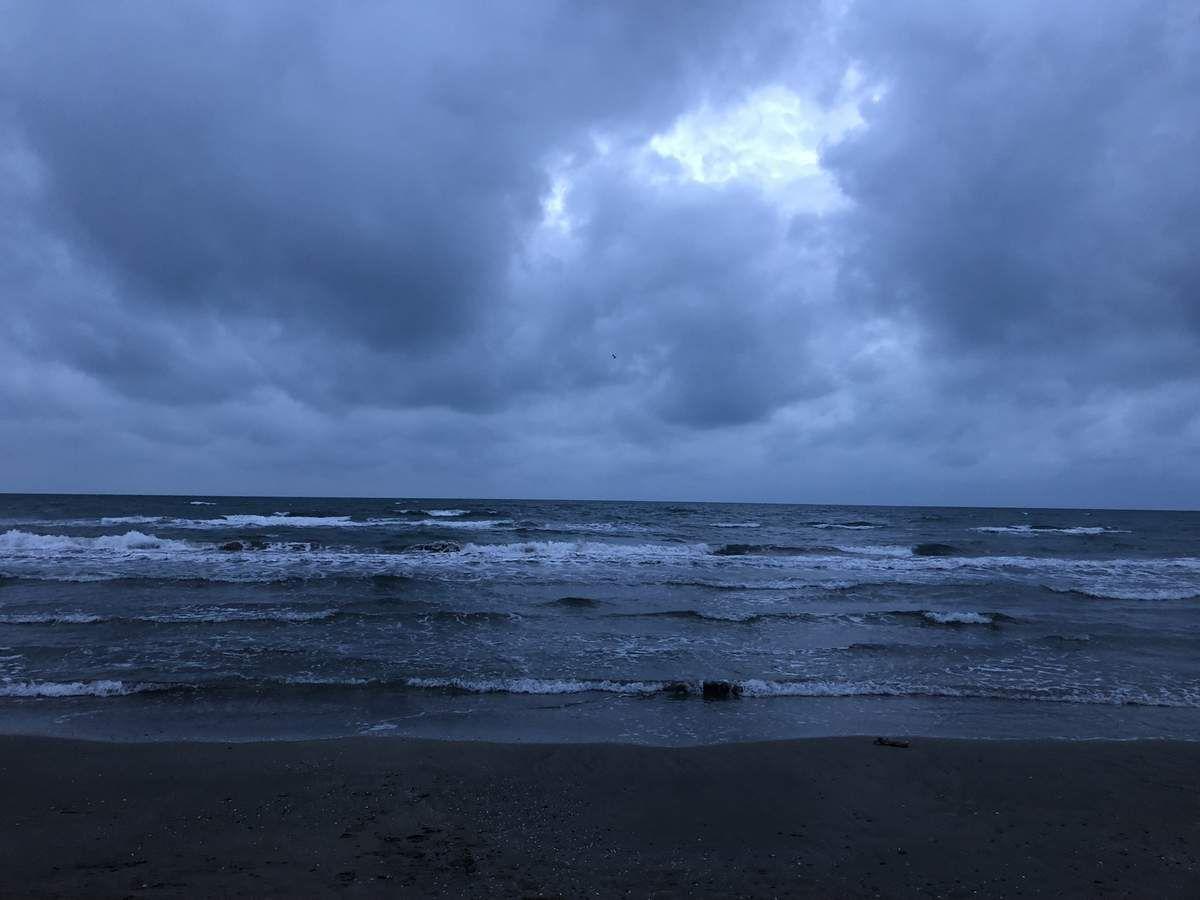 13/10/18 - Coup de mer sans grosse activité