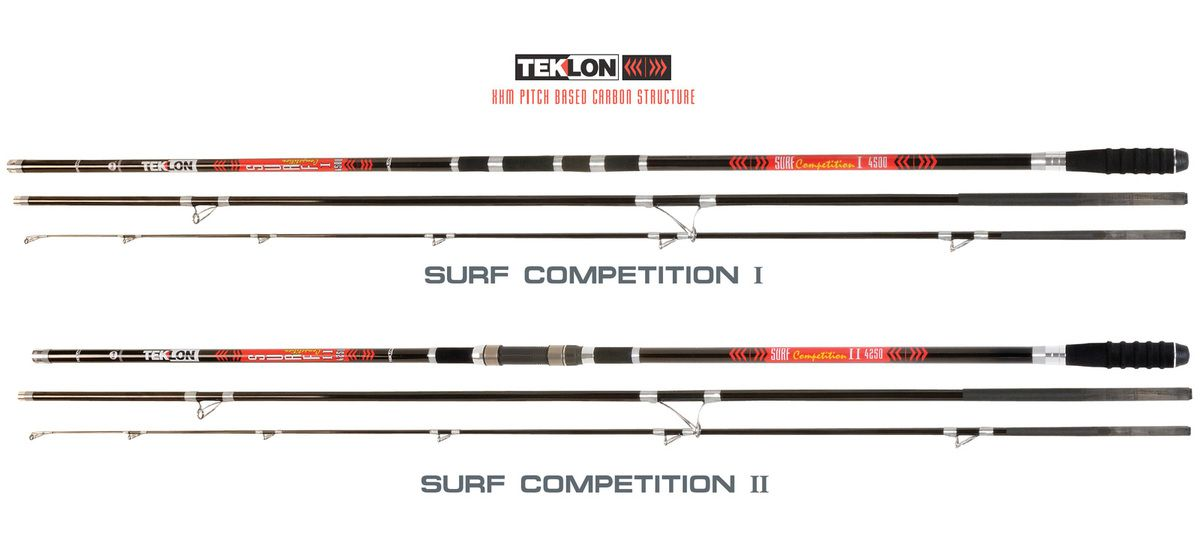 Test : Grauvell Teklon Surf Competition et Teklon Surf One
