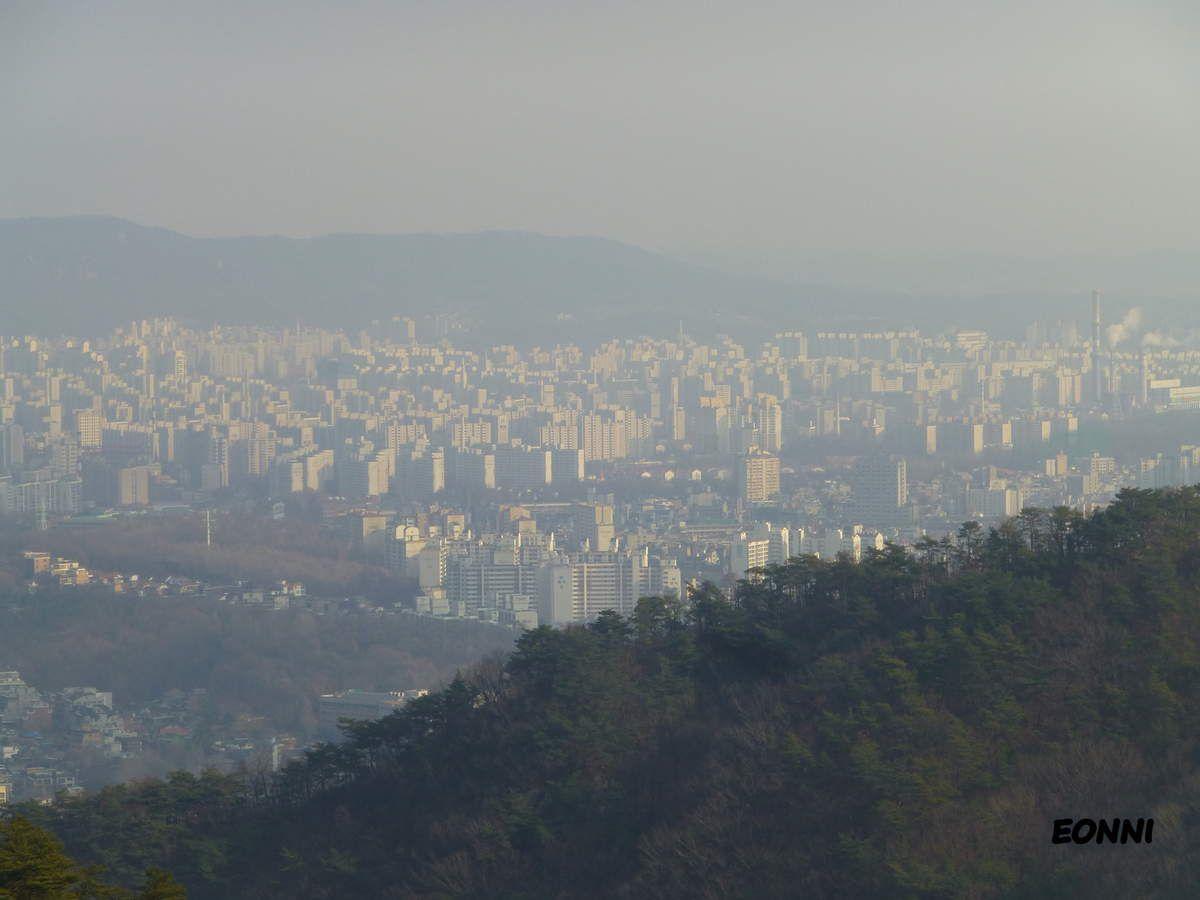 Temples à Séoul
